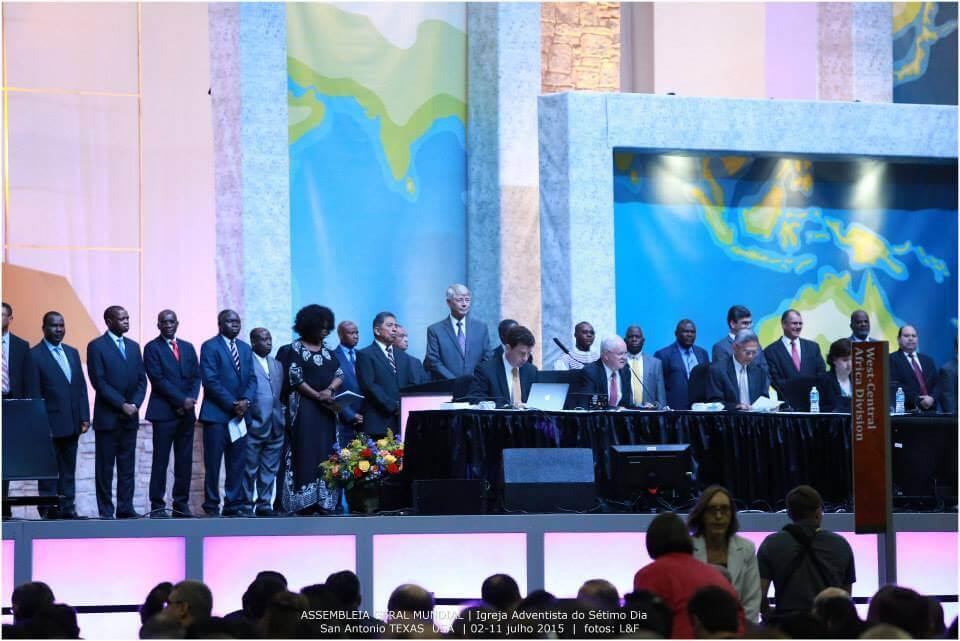 Igreja aprova a inclusao oficial de 35 sedes administrativas-foto 1