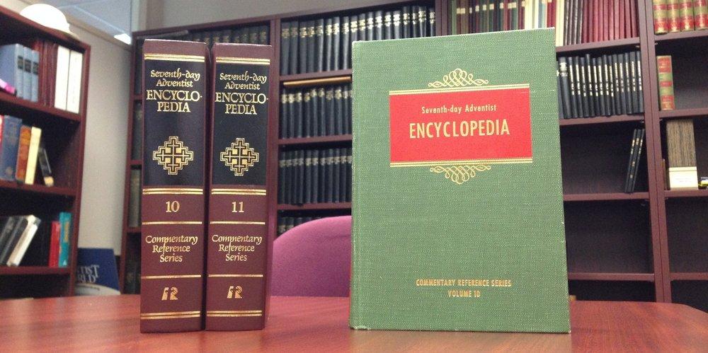 enciclopédia adventista