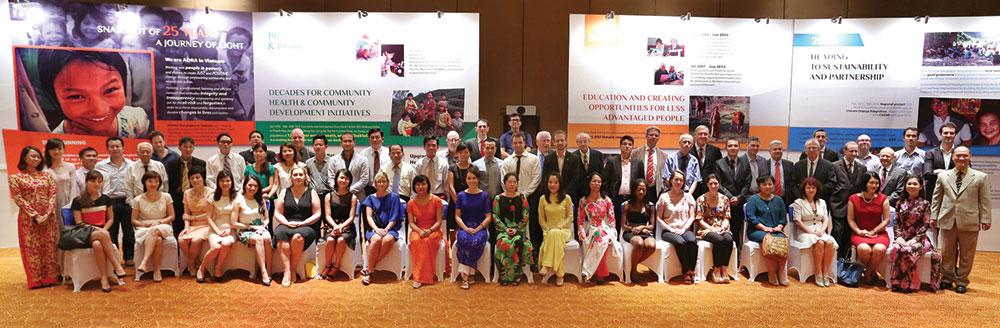 ADRA Vietnã: agência humanitária continua a levar esperança para todas as partes do país. Crédito: ADRA Vietnã