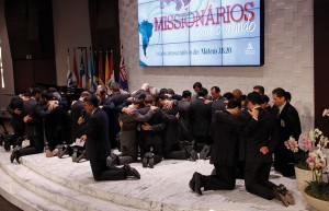 Escolhidos e preparados pela igreja da América do Sul, 28 famílias de missionários são dedicadas para servir em lugares onde o cristianismo exerce pouca ou nenhuma influência. Créditos: DSA