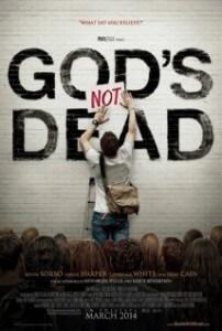 Imagem: capa do filme God´s Not Dead (2014)