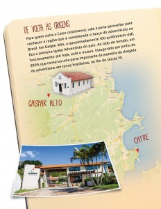 Quem passa por Santa Catarina, pode aproveitar também para conhecer a primeira Igreja Adventista do Brasil. Clique na imagem e saiba mais. Fotos: Eduardo Morais