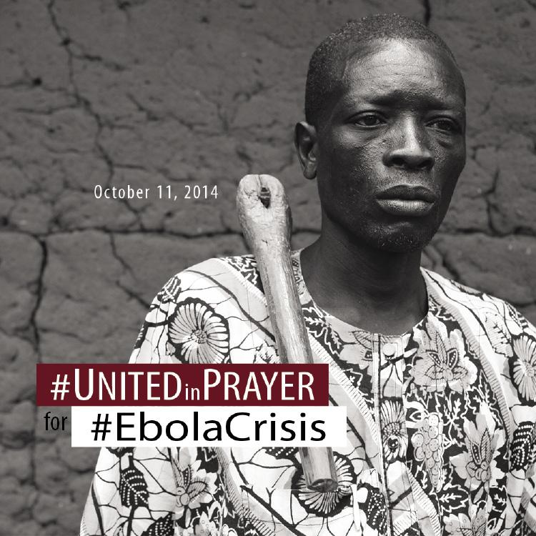 Igreja Adventista  dedica dia especial para orar pelas vítimas do vírus ebola.