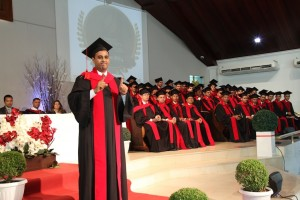 Faculdade forma primeiro teólogo adventista surdo. Fonte: Portal Adventista