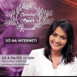 Novo Tempo exibe especial para mulheres pela internet