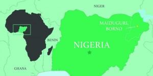Seis adventistas foram mortos em ataques de extremistas em Maiduguri, capital do estado de Borno. As mortes foram confirmadas por um pastor que escapou da área de conflito. Imagem: Amber Sarno / Reprodução ANN