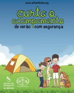 Cartilha orienta sobre como evitar acidentes em retiros de carnaval.