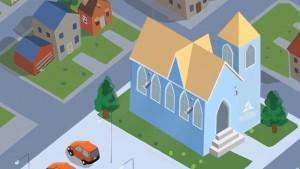 Vídeo traz dicas de segurança para igrejas.