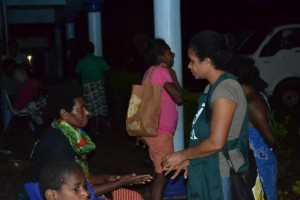 ADRA internacional começou a treinar os moradores para prevenir surtos de doenças. Foto: Reprodução Adventist Review