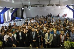 Durante três dias, 350 alunos do curso de Teologia do Unasp acompanharam as palestras, painéis e debates em grupo. Foto: Jhady Felipe