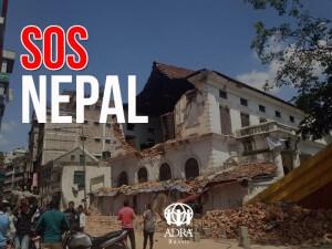 SOS-nepal-ADRA-Brasil