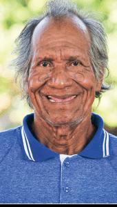 Tewahura, o primeiro missionário carajá. Ele realizou um curso de instrutor bíblico em Brasília e chegou a visitar tribos no Canadá. Foto: Márcio Tonetti