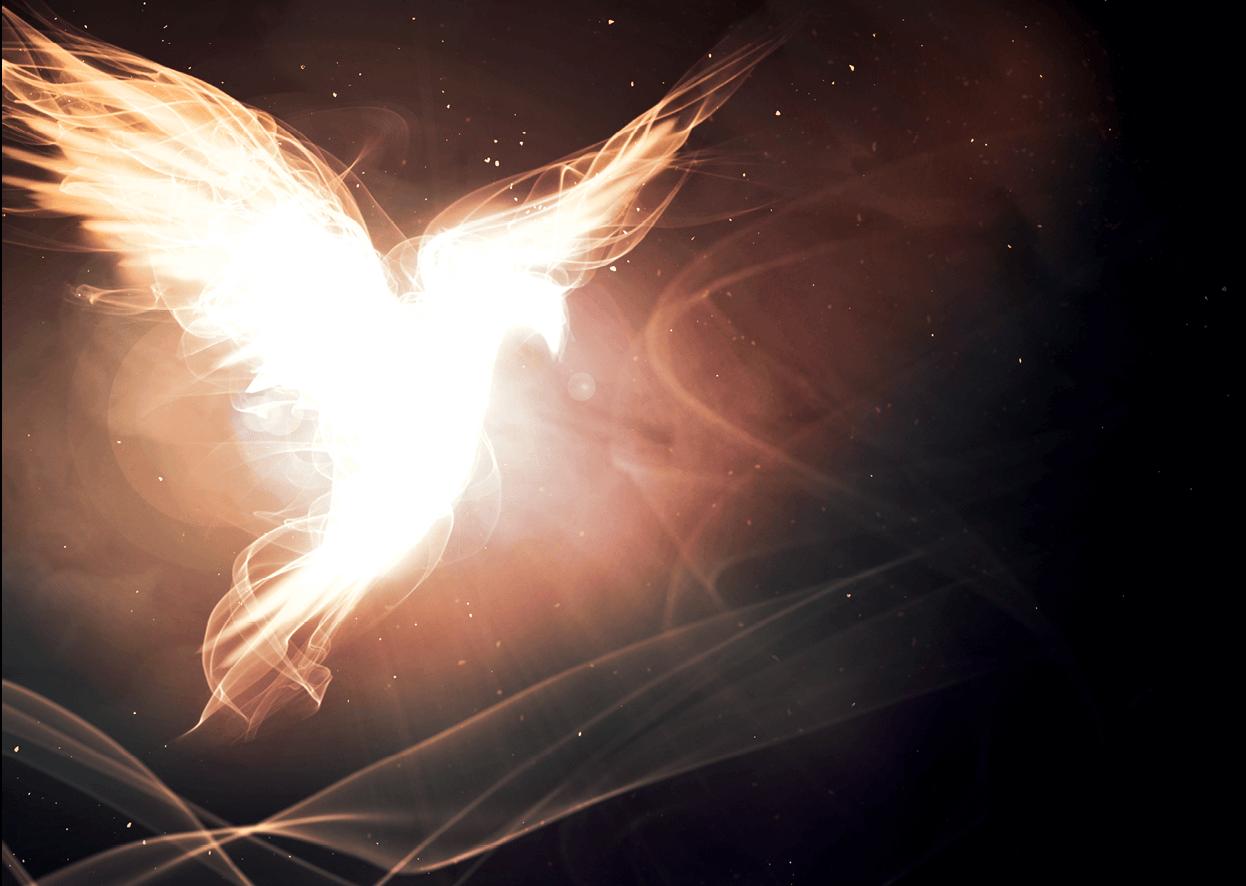 Os autores bíblicos não teorizam sobre a identidade do Espírito Santo, mas assumem que ele é a poderosa e criativa presença pessoal de Deus no mundo. Foto: LightStock