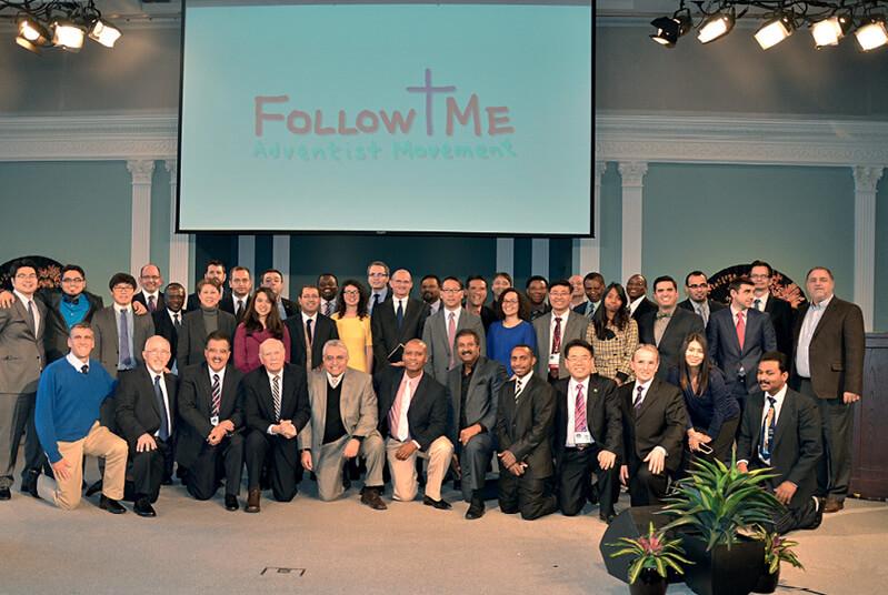 Representantes do mundo todo discutiram como engajar na missão 1,5 milhão de universitários adventistas. Foto: Nick Kross