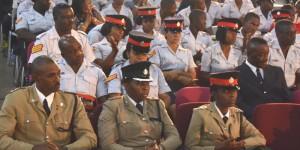 Primeiro adventista nomeado capelão da polícia da Jamaica
