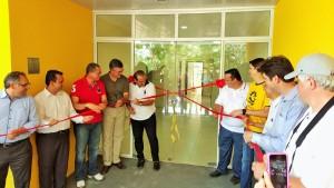 Inauguração da Escola de Missoes