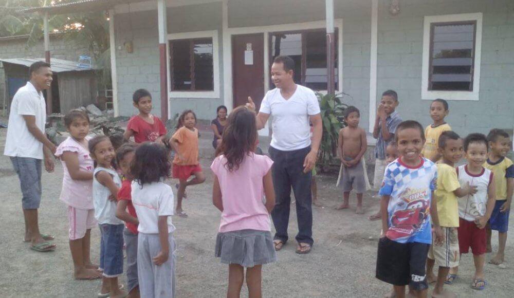 Primeira escola adventista do Timor Leste - foto 2