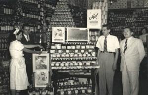 Loja da Superbom na década de 1960.