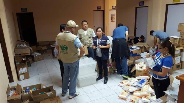 ADRA socorre vítimas de deslizamento de terra na Guatemala - foto 3
