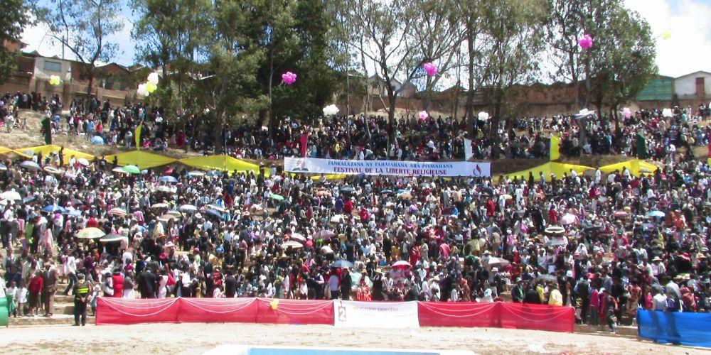 Primeiro Fórum de Liberdade Religiosa de Madagascar - foto 2