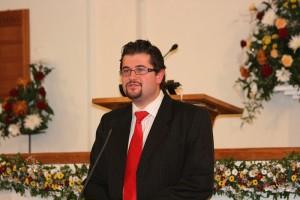 Sul americanos sao eleitos para cargos na sede mundial adventista - Sam Neves
