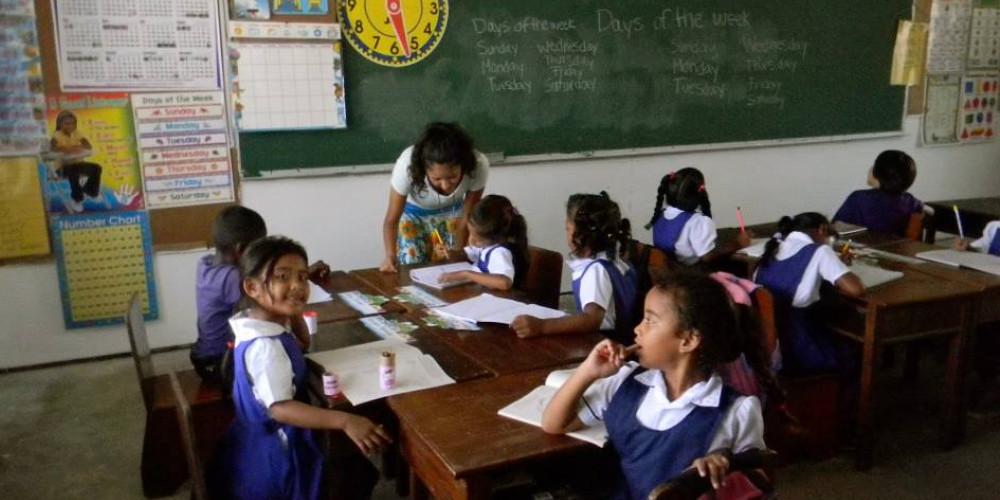 Vagas para professores na Micronésia