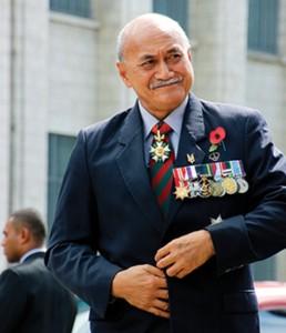 novo presidente das ilhas fiji e adventista