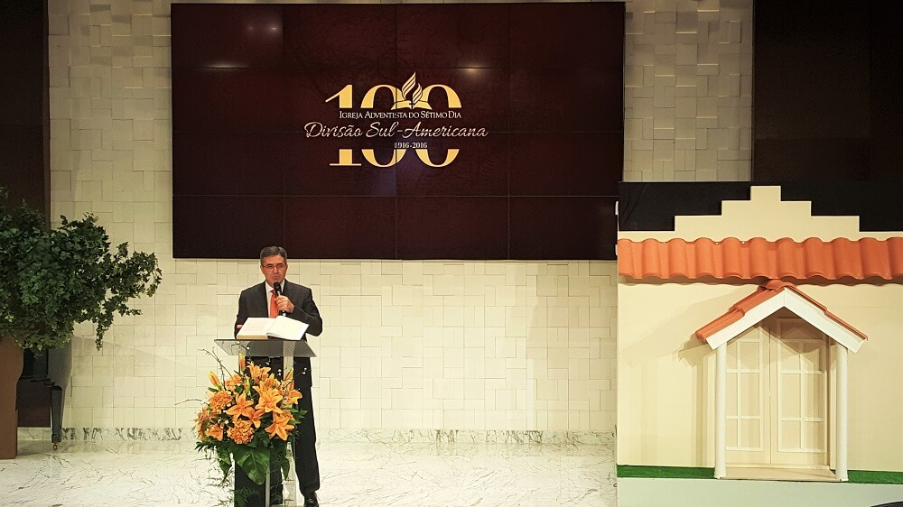 Programa comemorativo - 100 anos da DSA