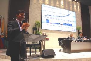 Crescimento da igreja na América do Sul tem sido dez maior do que o da população, segundo relatório divulgado pela DSA. Foto: Felipe Lemos
