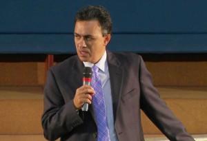 Alacy Mendes Barbosa, novo líder do Ministério da Família da DSA. Foto: reprodução ASN
