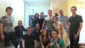 equipe do Numar