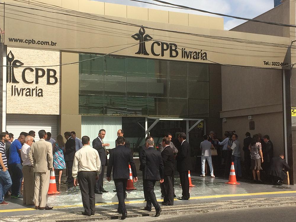 Inauguração da livraria da CPB em Salvador - foto 1