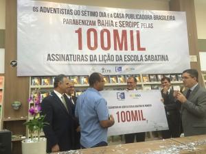Inauguração da livraria da CPB em Salvador - foto 9