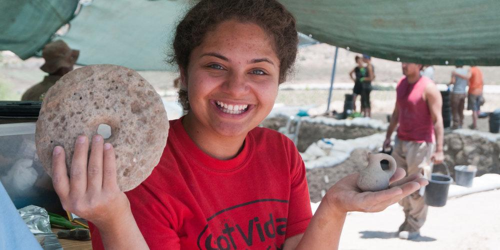 As dez principais descobertas da arqueologia bíblica de 2015
