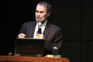 O teólogo Richard Davidson . Foto: Murilo Pereira