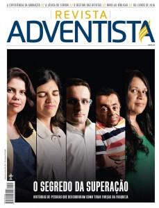 capa da RA de janeiro - 2016