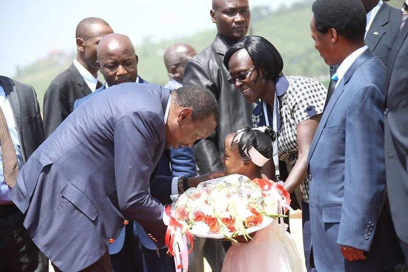 Frases-presidente do Quênia-creditos departamento de Liberdade Religiosa e Relações Públicas da AG