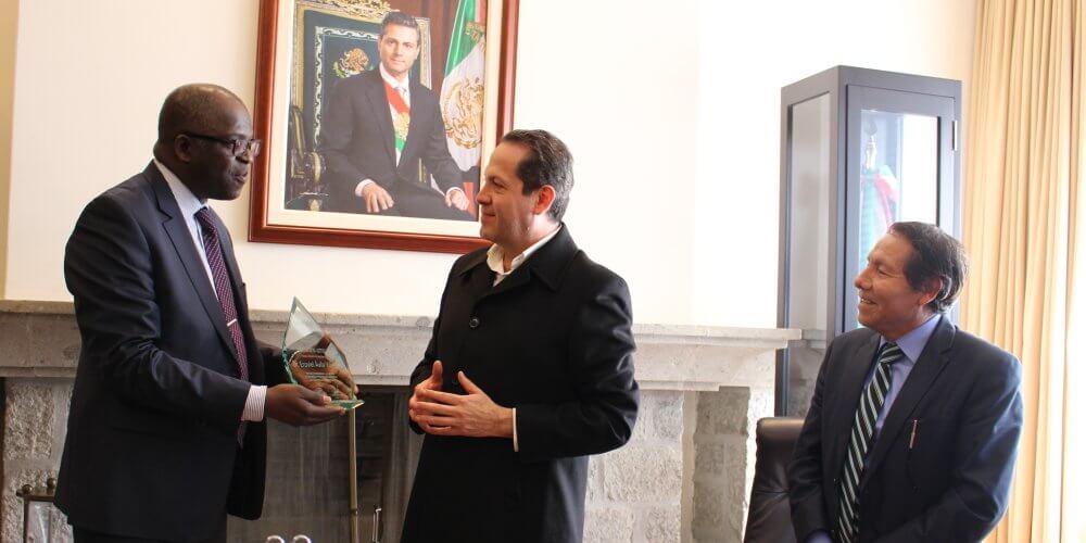 Governador mexicano manifesta apoio ao trabalho da igreja em defesa da liberdade religiosa