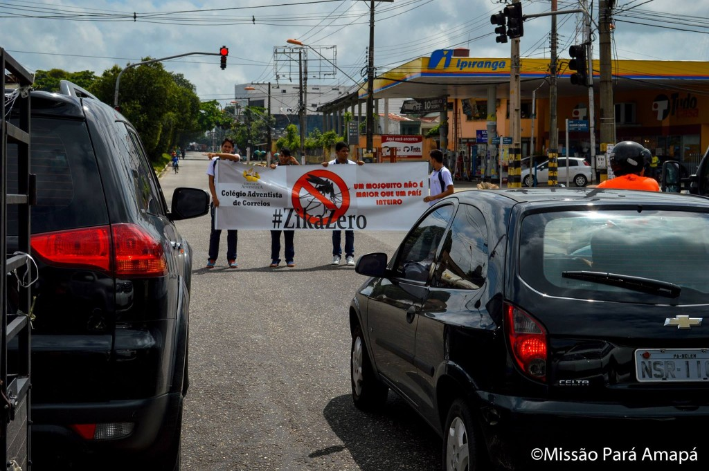 Projeto Zika Zero em Belém - foto 2