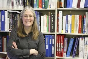 Pesquisadora da Universidade Andrews participou da descoberta que está mexendo com a comunidade científica. Foto: Tony Wittkowski