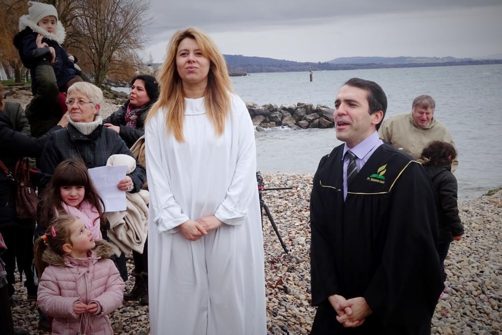 150 anos do primeiro batismo realizado pela igreja na Suíça - foto 3