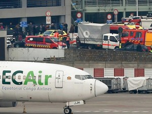 Atentado terrorista na Bélgica