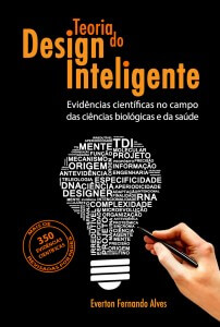 Capa do livro Teoria do Design Inteligente