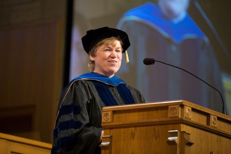 Presidente da Universidade Andrews