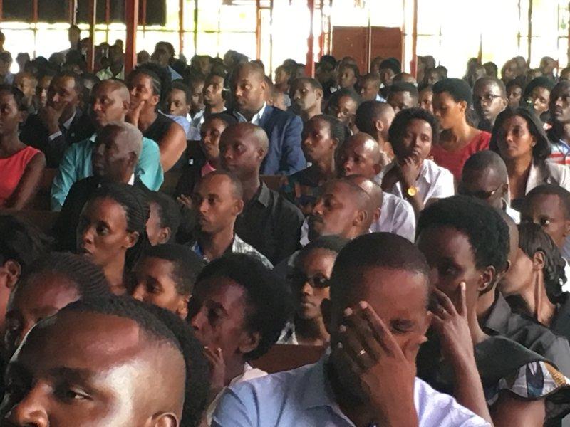 22 anos depois - genocídio em Ruanda