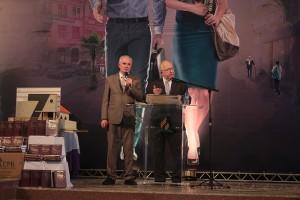 Os pastores James Nix e Alberto Timm, do White Estate, realizaram palestra no evento. Créditos da imagem: