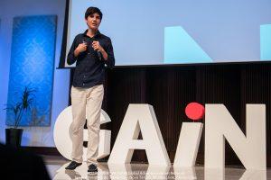 Patrick Passos: jovem empreendedor pretende criar