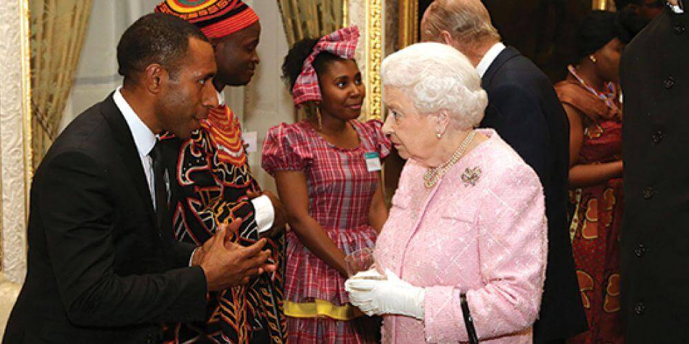 Premiado pela rainha - foto 1