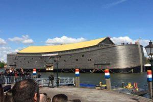 Imagem da réplica da arca de Noé - reprodução arkofnoah.org - foto 2