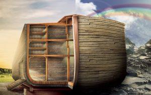 entenda-como era a Arca de Noé